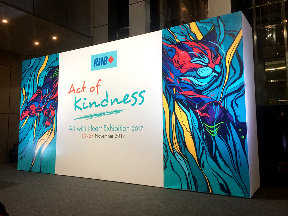 ART WITH HEART EXHIBITION BY RHB - 1
